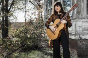 Jennifer Evans, folk singer