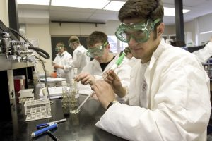 Stonehill College lab