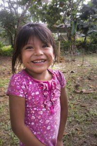 Salt Creek smiles, Panama