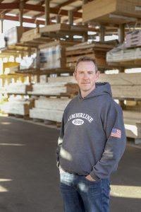 Rockport lumber yard